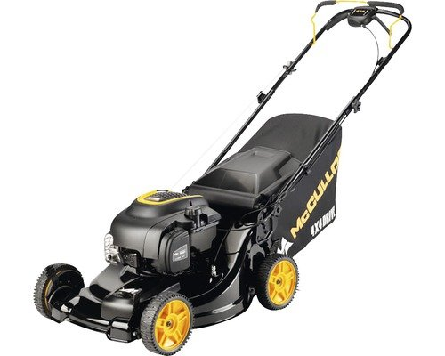 Can a self-propelled lawnmower go backward? 3