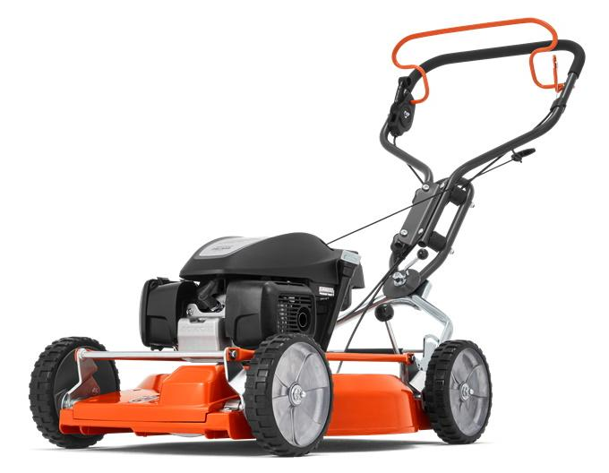 Can a self-propelled lawnmower go backward? 4