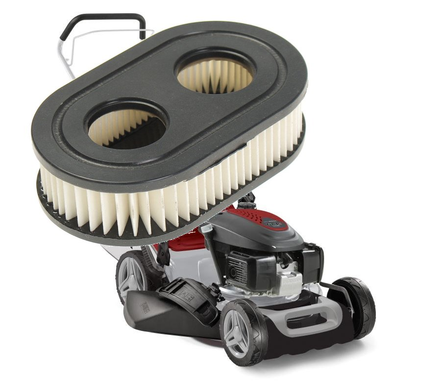 Can you run a lawnmower without an air filter? 1