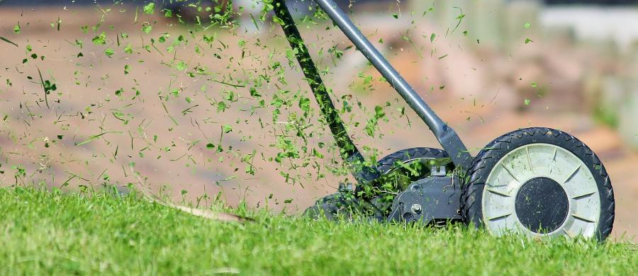 What size of lawnmower and blades do you need? 4