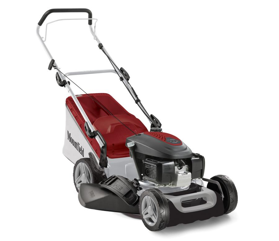 What size of lawnmower and blades do you need? 5