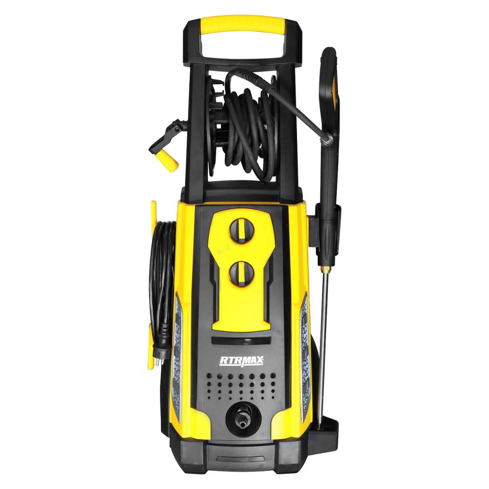 Do electric pressure washers need oil? 2