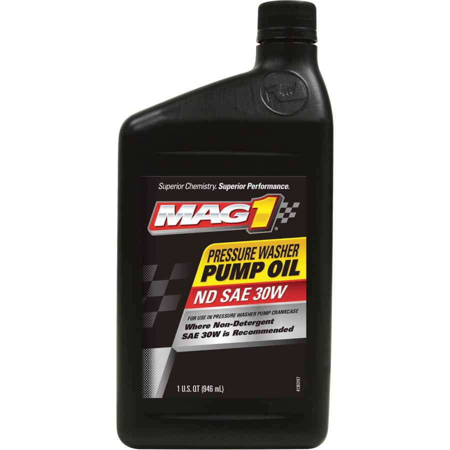 Is Motor Oil OK In Your Pressure Washer Pump? 2