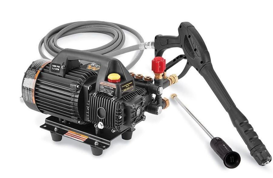 How Much Electricity Do Electric Pressure Washers Use? 6