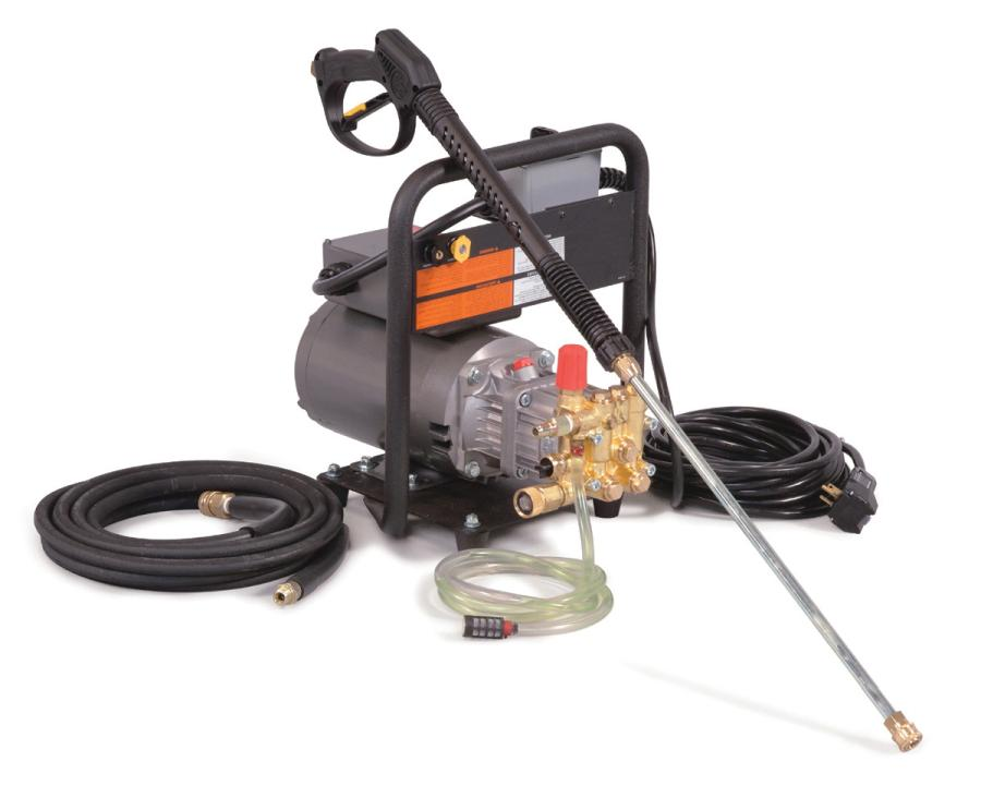 How Much Electricity Do Electric Pressure Washers Use? 10