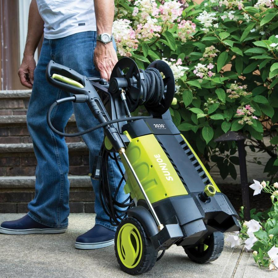 Top 7 Quietest Electric Pressure Washers On The Market 1