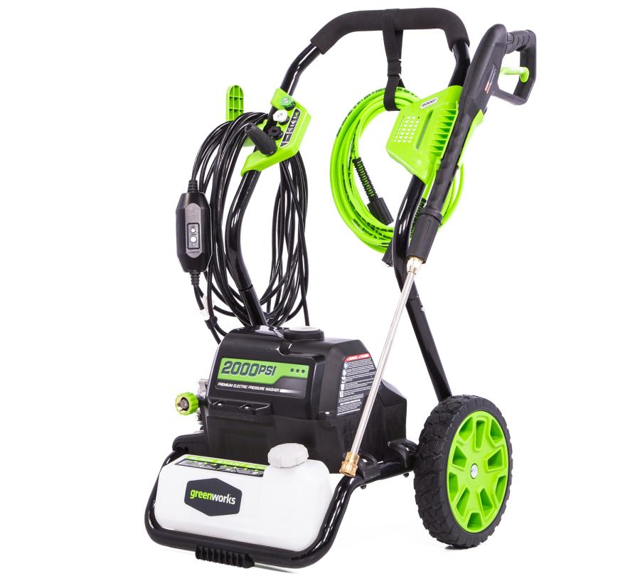 Top 7 Quietest Electric Pressure Washers On The Market 3
