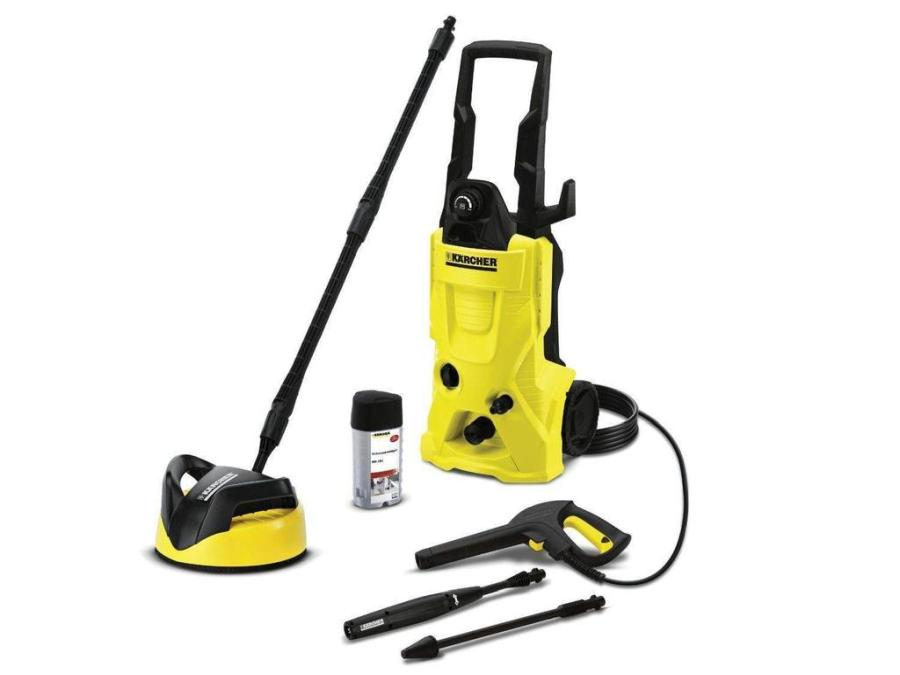 Top 7 Quietest Electric Pressure Washers On The Market 7