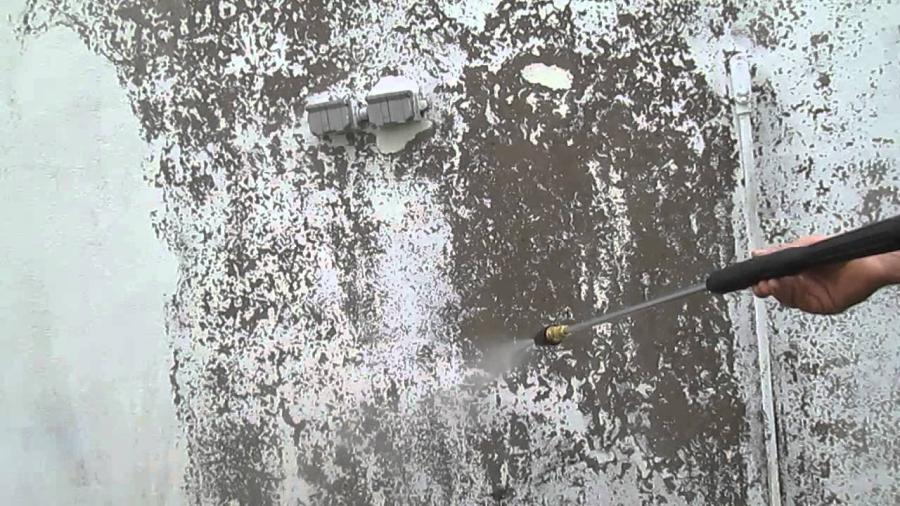 Complete Guide to Removing Paint with Pressure Washer 1