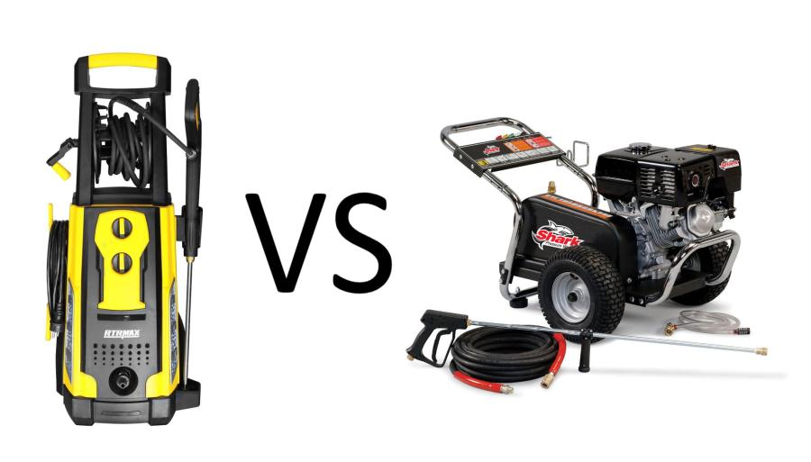 Electric Pressure Washer Vs. Gas: Which Is Better? 2