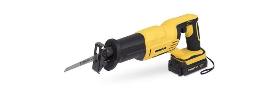 Electric chainsaw vs. reciprocating saw: What's the difference? 1