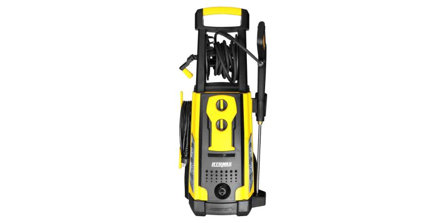 How to set up an electric pressure washer in 7 steps 2