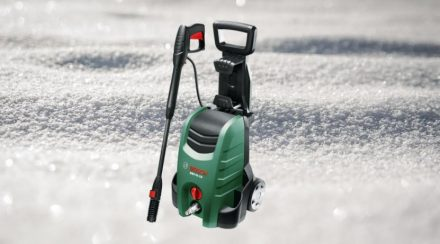 How to winterize an electric pressure washer (complete guide)
