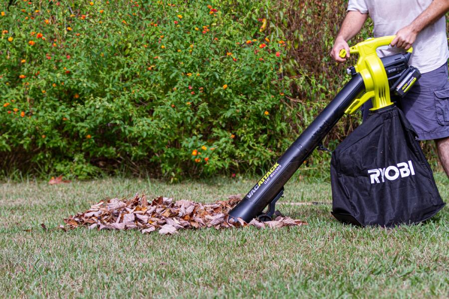 Leaf Blowers vs. Vacuum: What's Best For You? 2