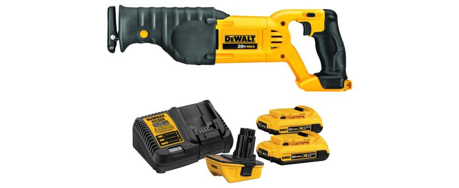 Electric Chainsaw vs. Reciprocating Saw: What's the Difference? 2