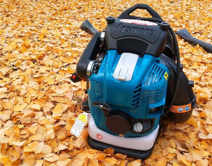 What to do about a leaf blower losing power? 2