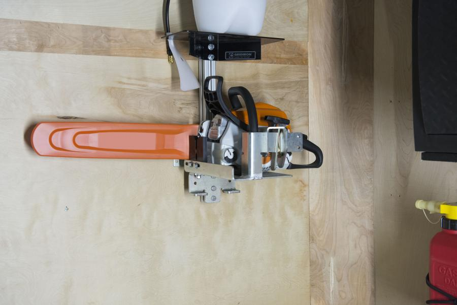 An Electric chainsaw: a guide to storage and maintenance 1