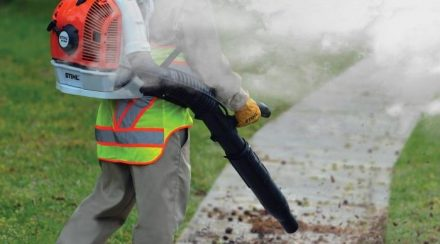 6 causes for a smoking leaf blower, and how to fix it