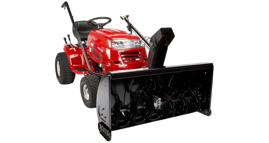 Attaching a Snow Blower to Your Tractor: These Are Your Options 2