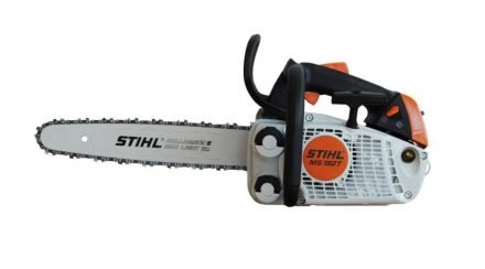 How to Start Your STIHL Chainsaw?