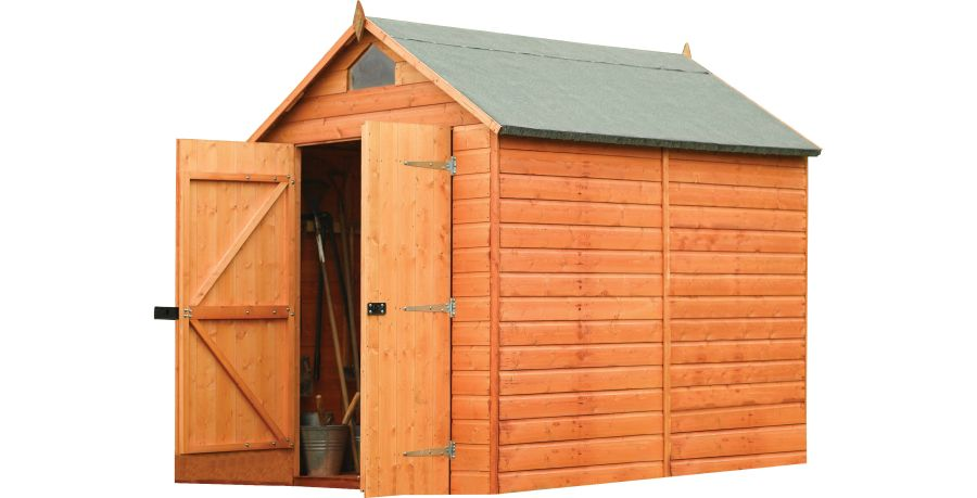 A Lawn Mower Shed: These Are Your Options 5
