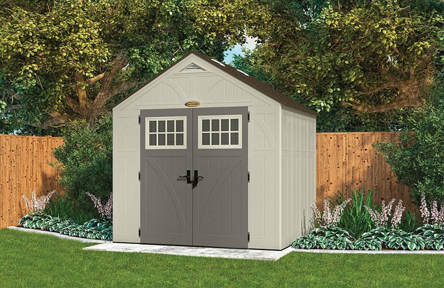 A Lawn Mower Shed: These Are Your Options 4