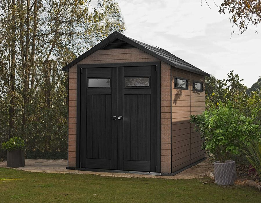 A Lawn Mower Shed: These Are Your Options 2