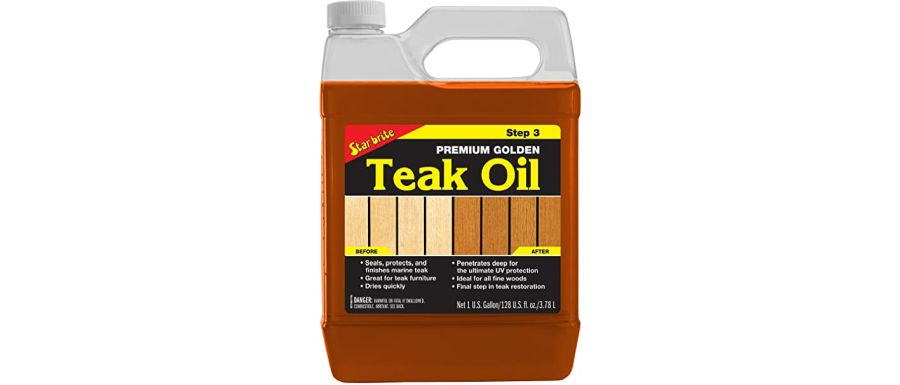 Best fast-drying oil for wood furniture: indoor and outdoor 3