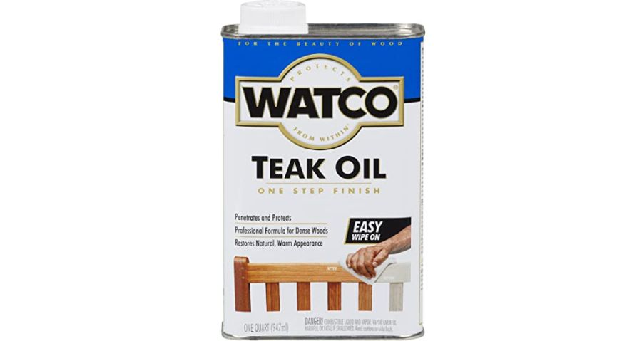 Best fast-drying oil for wood furniture: indoor and outdoor 6