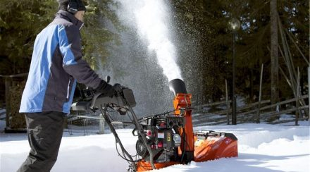 Can Snow Blowers Be Used On Grass?