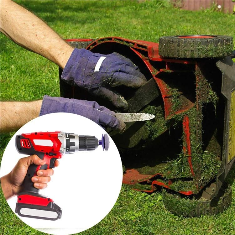 How Often Should Lawn Mower Blades Be Sharpened? 1