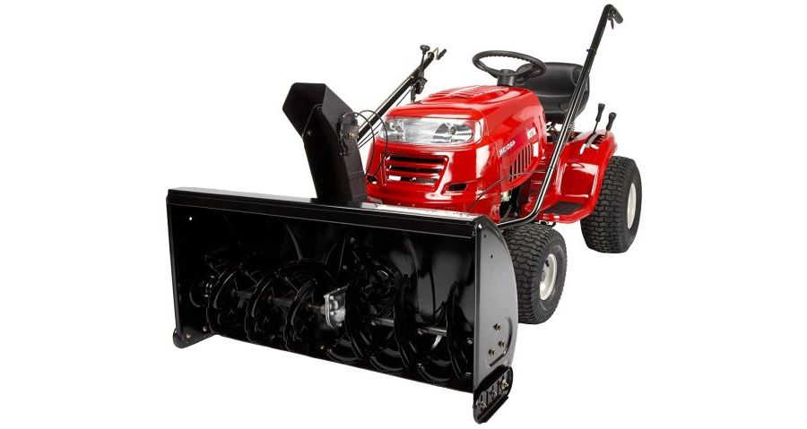 How much do snowblowers weigh? 2