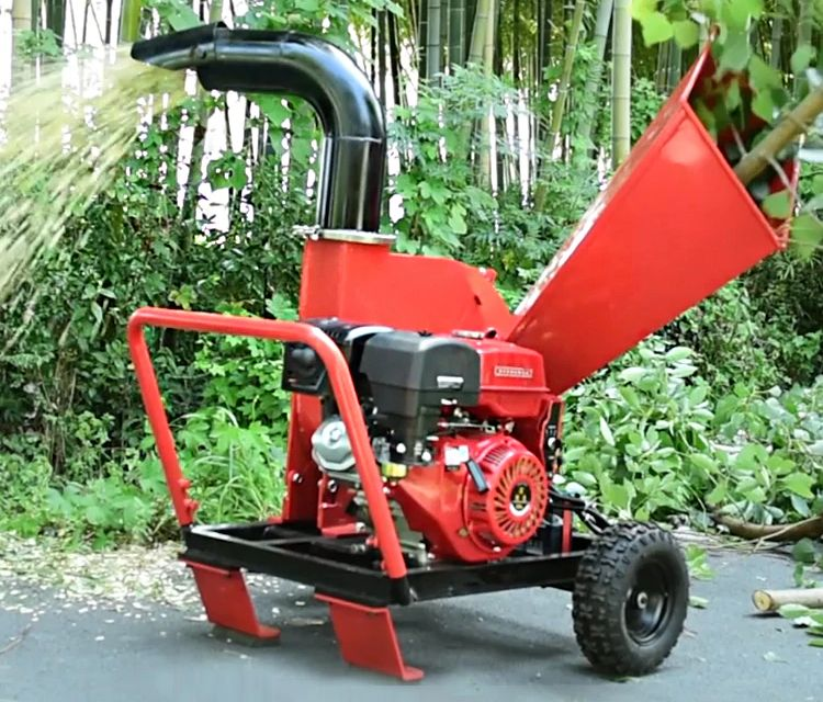 How to Use a Wood Chipper: The Full Guide 1