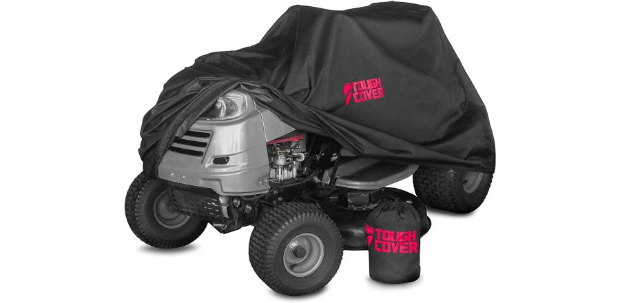 Lawn Mower Cover: These Are Your Options 2