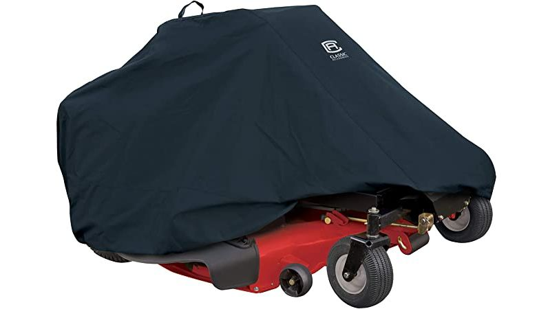 Lawn Mower Cover: These Are Your Options 1