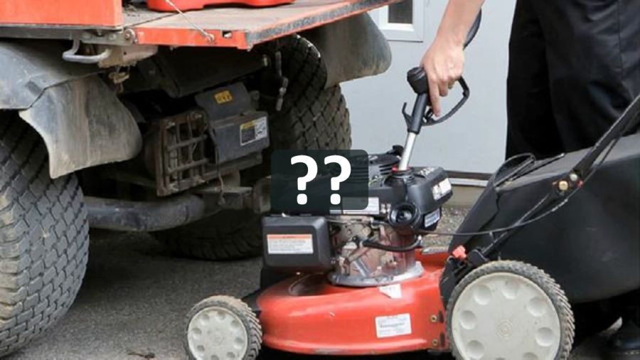 Lawn Mower Gas: What to Use 1