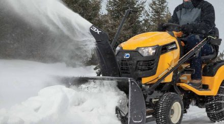 Lawn Mower and Snow Blower Combo: These Are Your Options
