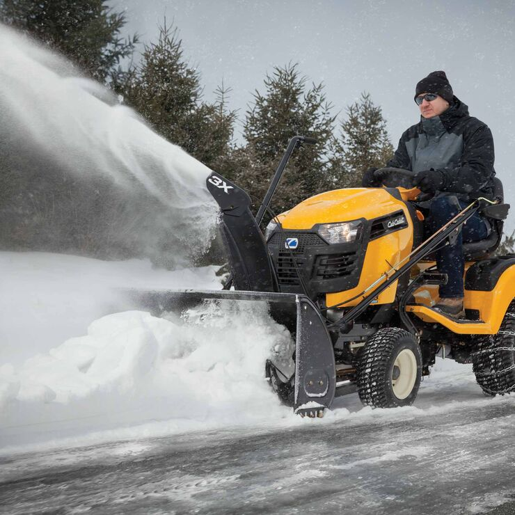 Lawn Mower and Snow Blower Combo: These Are Your Options 5