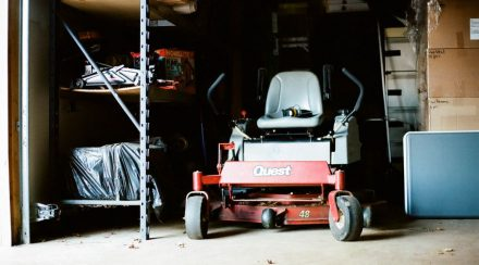 Does lawn mower gas go bad in the winter?