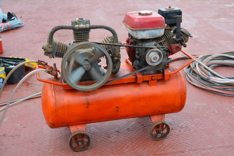 What is an Air Compressor? 1