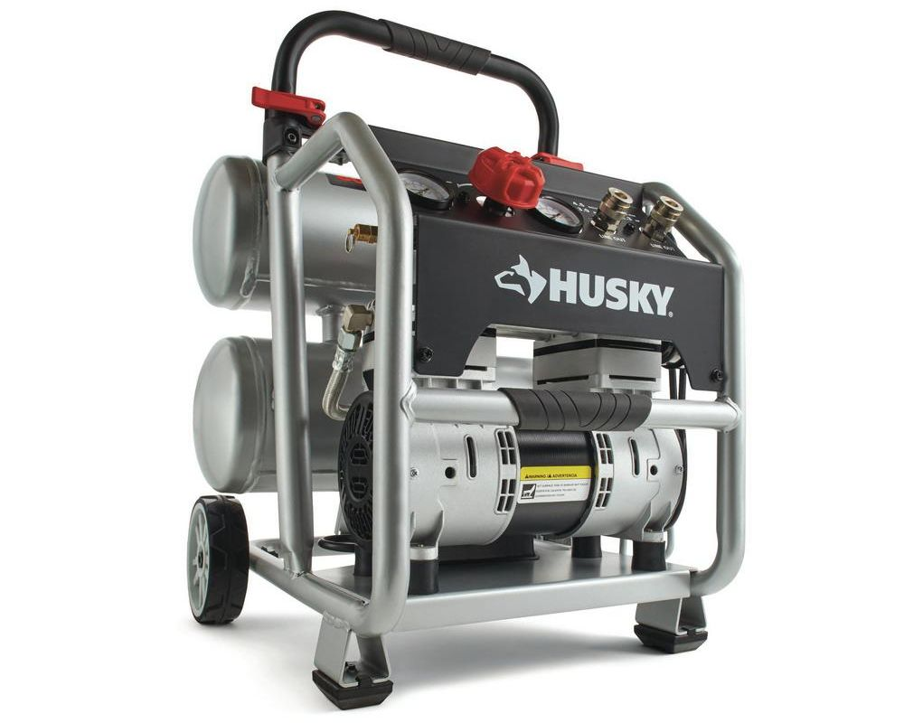 Home Depot Air Compressors, Are They Any Good? 1