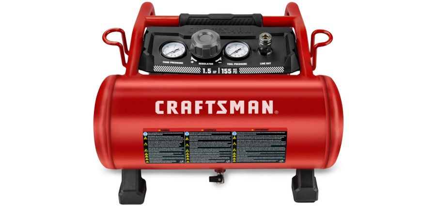 Craftsman Air Compressor, are they any good? 3