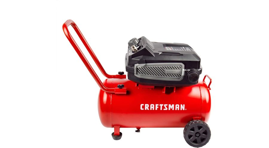 Craftsman Air Compressor, are they any good? 5