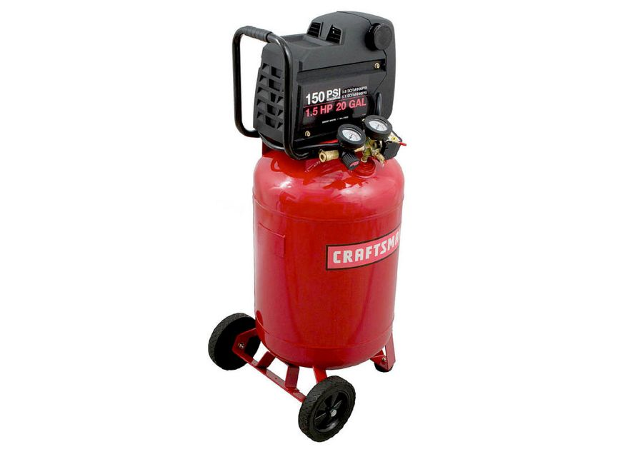 Craftsman Air Compressor, are they any good? 6