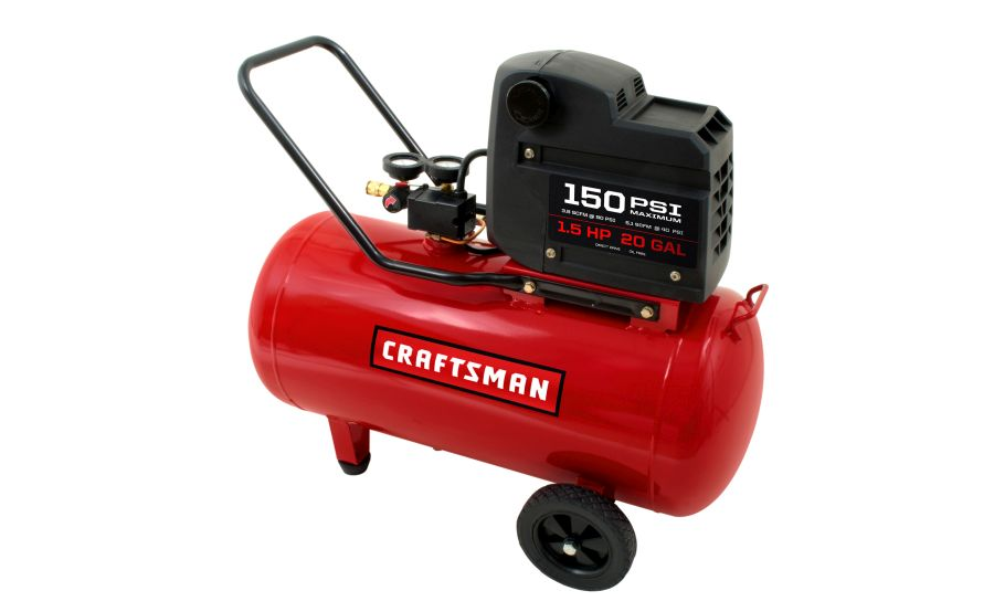 Craftsman Air Compressor, are they any good? 1