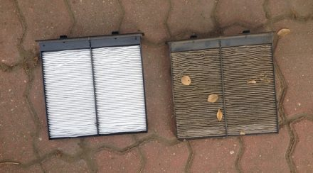 How to Clean a lawnmower Air Filter