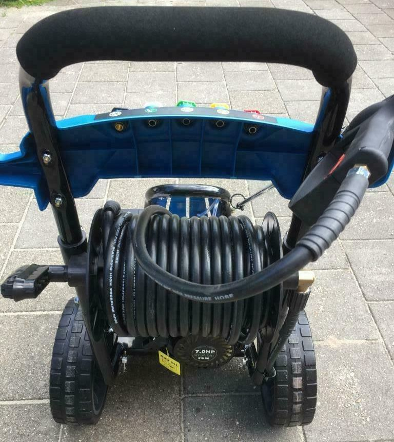 Pressure Washer Engine Will Not Idle 2