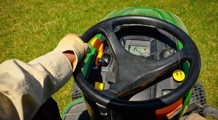 How to Bypass the Safety Switch on a John Deere Lawnmower, step by step