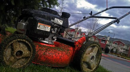 How to Increase the Lawnmower Height: