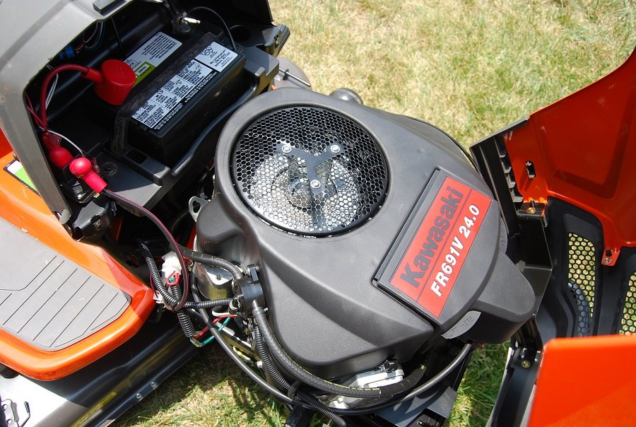 What keeps draining my lawn mower battery? 1